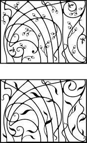 Pin On Iron Gate Fence Window Grill Railing Vectors