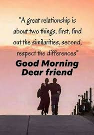 35 good morning messages for friends
