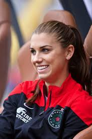 Pamplin Media Group - Happy birthday is the goal for Alex Morgan