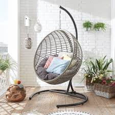 garden hanging chairs the furniture co