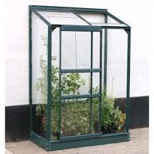 Vitavia Ida Green Framed Wall Garden 4X2 | Garden Street