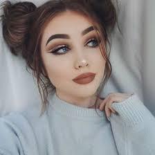 eye makeup for large eyes cat eye makeup