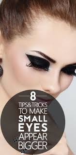 eyes look bigger images makeup tips