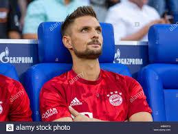Sport, calcio, Bundesliga, 2019/2020, FC Schalke 04 vs FC Bayern Monaco  0-3, Veltins Arena