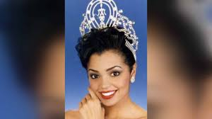 From model and television host Chelsea Smith, the winner of the contest  «Miss universe 1995» – USA Today