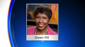 PBS Newscaster Gwen Ifill Has Died – CBS Philly