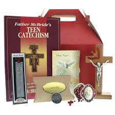 confirmation gift basket the catholic