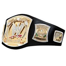 WWE - Official WWE Authentic Championship Spinner Replica Title ...