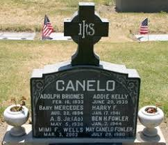 "Adeline Kelly ""Addie"" Kelly Canelo (1869-1939) - Find A Grave Memorial"