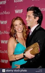 Poppy Montgomery and her husband, actor Adam Kaufman The Women in ...
