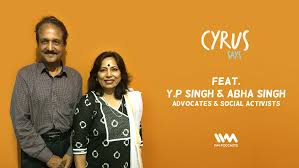 Ep. 341: Feat. Y.P Singh & Abha Singh — IVM Podcasts - Indian Podcasts for  you to listen to