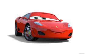 michael schumacher ferrari pixar cars wiki fandom