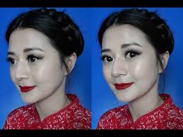 chinese makeup fashion dresses