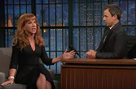 Kathy Griffin: I was booed for suggesting Florida State change Seminoles  name - Chicago Tribune
