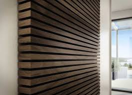 the wood slat fence is made of ipe a