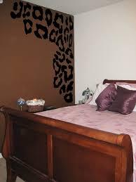 Leopard Print Spots Vinyl Wall Decal Decor Cheetah Print Wall Decals Amazon Com