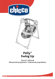 chicco polly swing owner s manual