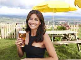 Melanie Sykes is BACK as a Boddingtons girl - 20 years after famous Manc  advert - Manchester Evening News