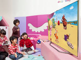 Samsung Launches World S First Interactive Smart Tv Apps For Kids
