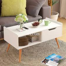 coffee table density plate solid wood
