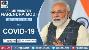 PM Narendra Modi addresses the Nation ...