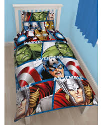 Marvel Curtains And Avengers Bedroom Accessories