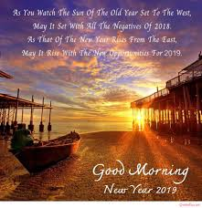 epic best good morning and happy new year image quoteambition