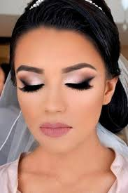 attractive wedding makeup ideas