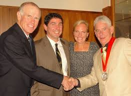 Presentation of 2010 Hillary Medal
