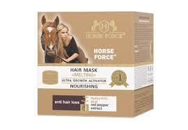 melting nourishing hair mask with