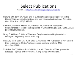 AllTrials AAAS 2015 - Opportunities and Challenges for ClinicalTrials…