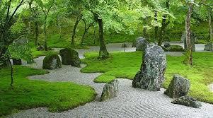 komyozen ji zen buddhist temple garden