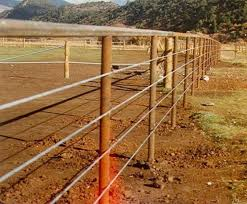 Plain High Tensile Fence Wire 2 8mm