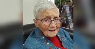 Marjorie Pearl Johnson Obituary - Visitation & Funeral Information