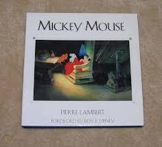 mickey mouse by pierre lambert 1998