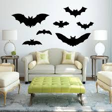 Black Vampire Bats Vinyl Vinyl Decor Wall Decal Customvinyldecor Com