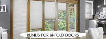 blinds for bifold doors blind concepts