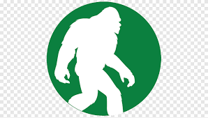 Bigfoot Decal Bumper Sticker Yeti Service Logo Png Pngegg