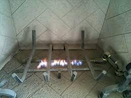 propane fireplace log lighter