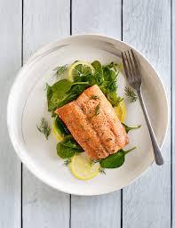 Lemon Dill Salmon - Instant Pot Recipes