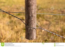 Spanish Windlass Style Fence Wire Tightener Stock Image Image Of Farm Galvanized 65693311