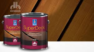 superdeck deck care system sherwin