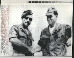 1969 Press Photo Alvin Smith Green Berets murder spy | Historic Images