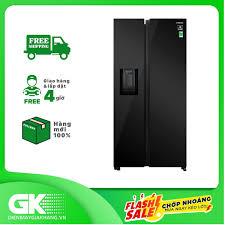 Mua Tủ lạnh Samsung Inverter 617 lít RS64R53012C/SV Mẫu 2019 ...