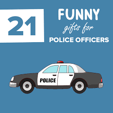 21 funny gifts for police officers to