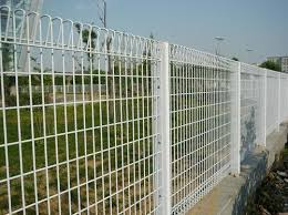 Silver Welded Wire Mesh Fence For Domestic And Industrial Rs 100 Rft Id 22362591791