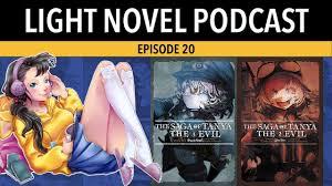light novel podcast 20 the saga