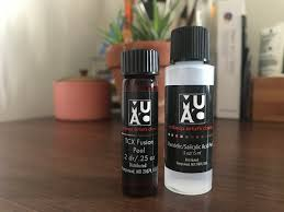 makeup artist choice mandelic acid