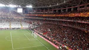Galatasaray-fenerbahçe kupa finali seramoni antalya.. - YouTube