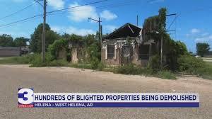 Helena-West Helena mayor taking steps to fight blight in the city | News  Break